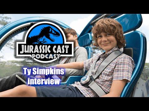 Jurassic World - Ty Simpkins exclusice Interview
