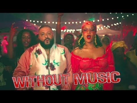 Dj Khaled & Rihanna – Without Music – Wild Thoughts
