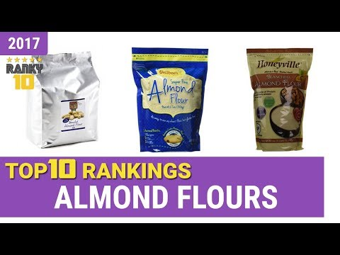 best-almond-flour-top-10-rankings,-review-2017-&-buying-guide