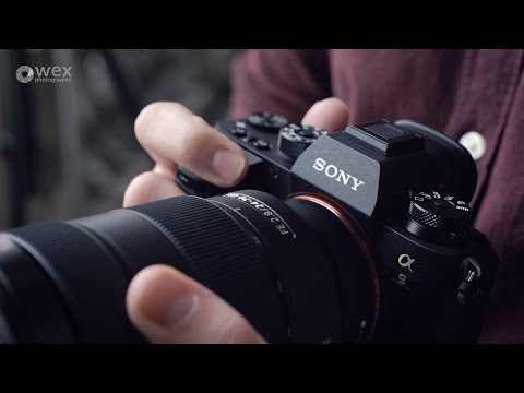 Sony A9 | First-Look Hands-on Review