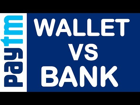 PayTM Wallet VS PayTM Payments Bank | Benefits Comparison | PPBL Terms & Conditions FAQ's