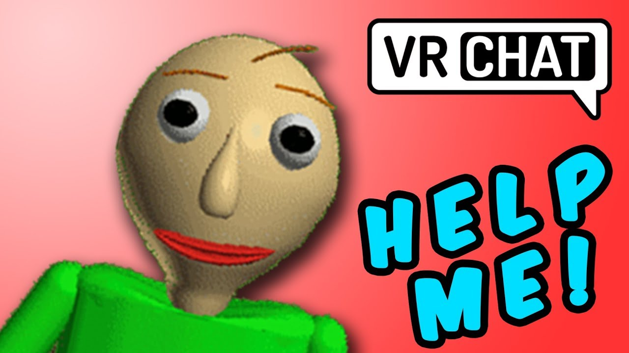 3c06089bb920 VRChat  SAVE ME!!! (Virtual Reality) - YouTube
