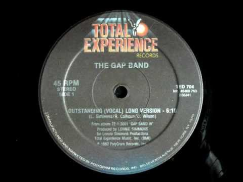 The Gap Band  Outstanding Original 12 inch Version 1982
