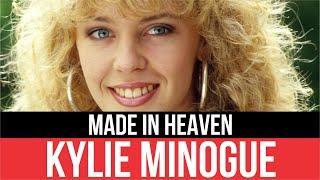 KYLIE MINOGUE - Made In Heaven   Audio HD   Lyrics   Radio 80s Like