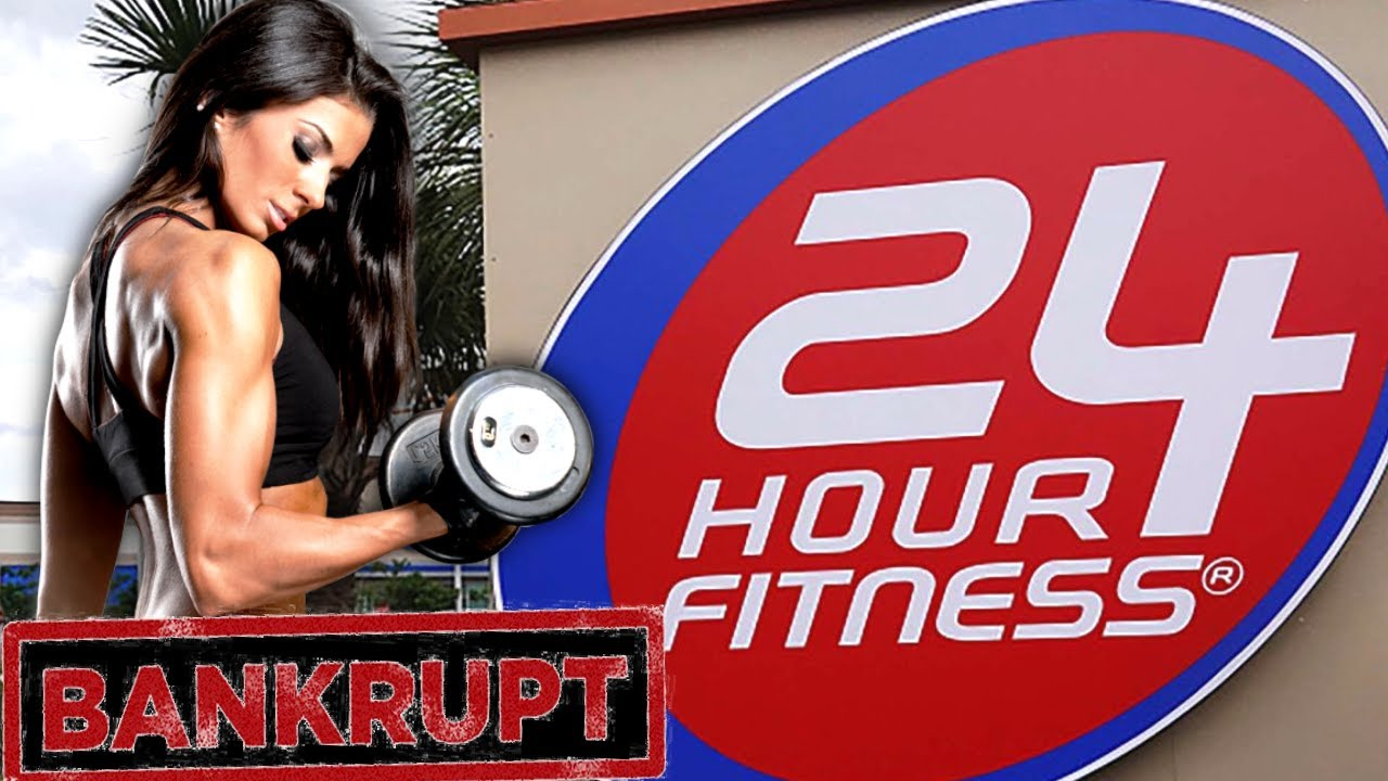24 Hour Fitness files for bankruptcy, closes over 130 locations