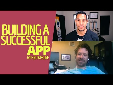 Interview With Jo Overline On Building A Successful App