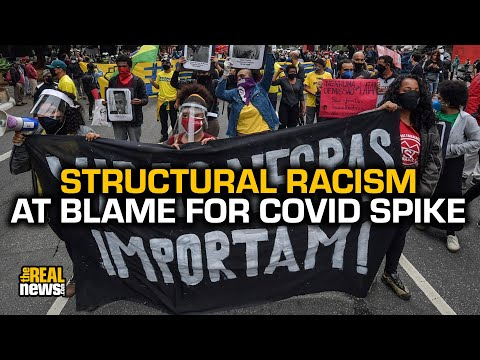 Black Americans, Black Brazilians Suffer More From COVID-19. Structural Racism Is To Blame.