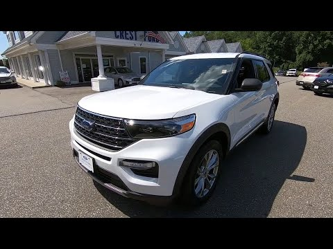 2020 Ford Explorer Niantic, New London, Old Saybrook, Norwich, Middletown, CT 20EX1