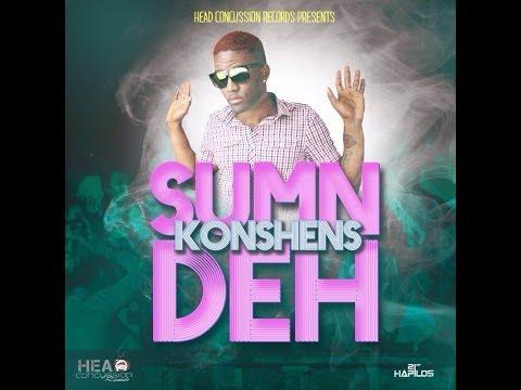 KONSHENS - SUMN DEH (Dancehall 2013 Produced by RVSSIANHCR)