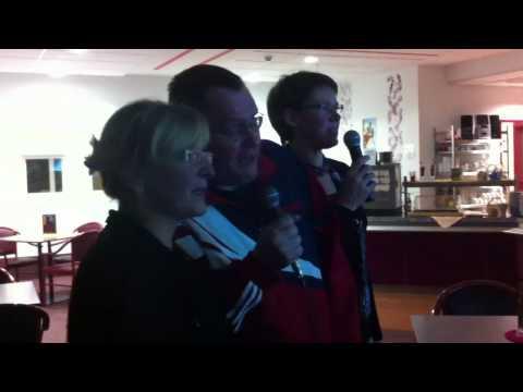 Karaoke in der Reha-Klinik Plau 2 (djstahler68.de)