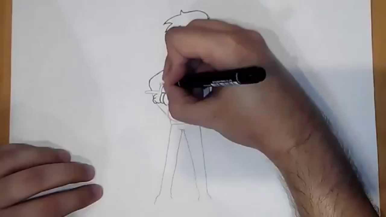 Como dibujar a Marco Díaz (Star vs las fuerzas del mal) - YouTube