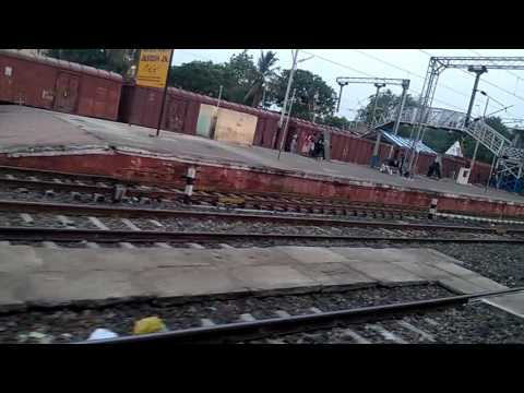 deoghar(jasidih Junction arriving)