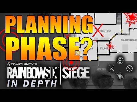 Rainbow Six Siege - In Depth: Planning Phase