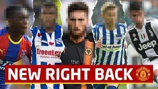 New Right Back   Man Utd Transfer News