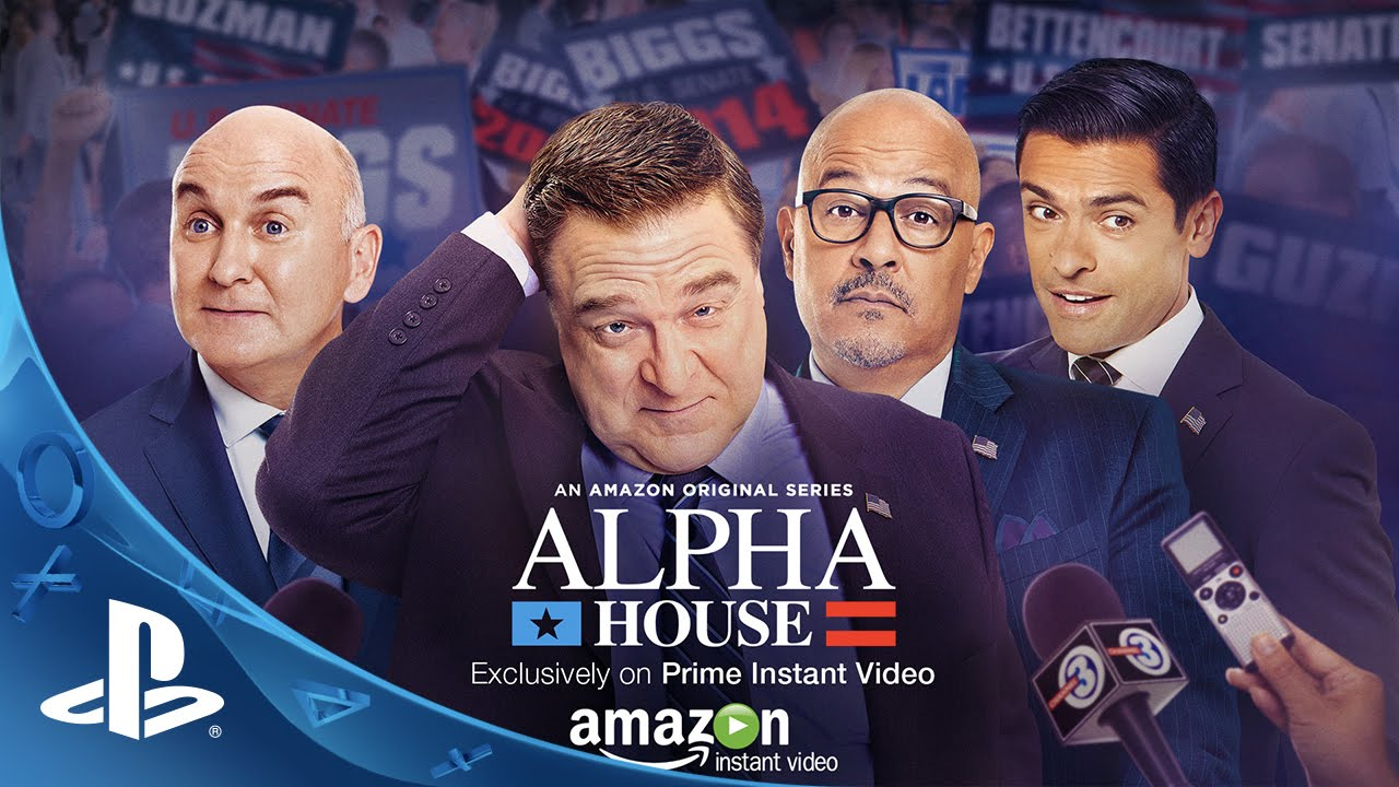 Download Alpha House Season 2 premieres on October 24