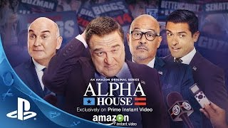 Alpha House Season 2 premieres on October 24