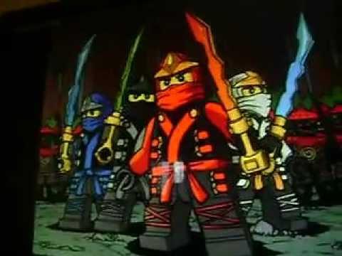 Ninjago True Pwr Ninjas Ninjago Season 4 2013 Sneak Peak