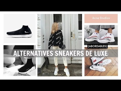new arrival website for discount uk cheap sale ALTERNATIVES AUX SNEAKERS DE LUXE • CDG/BALENCIAGA/DAD SHOES ...