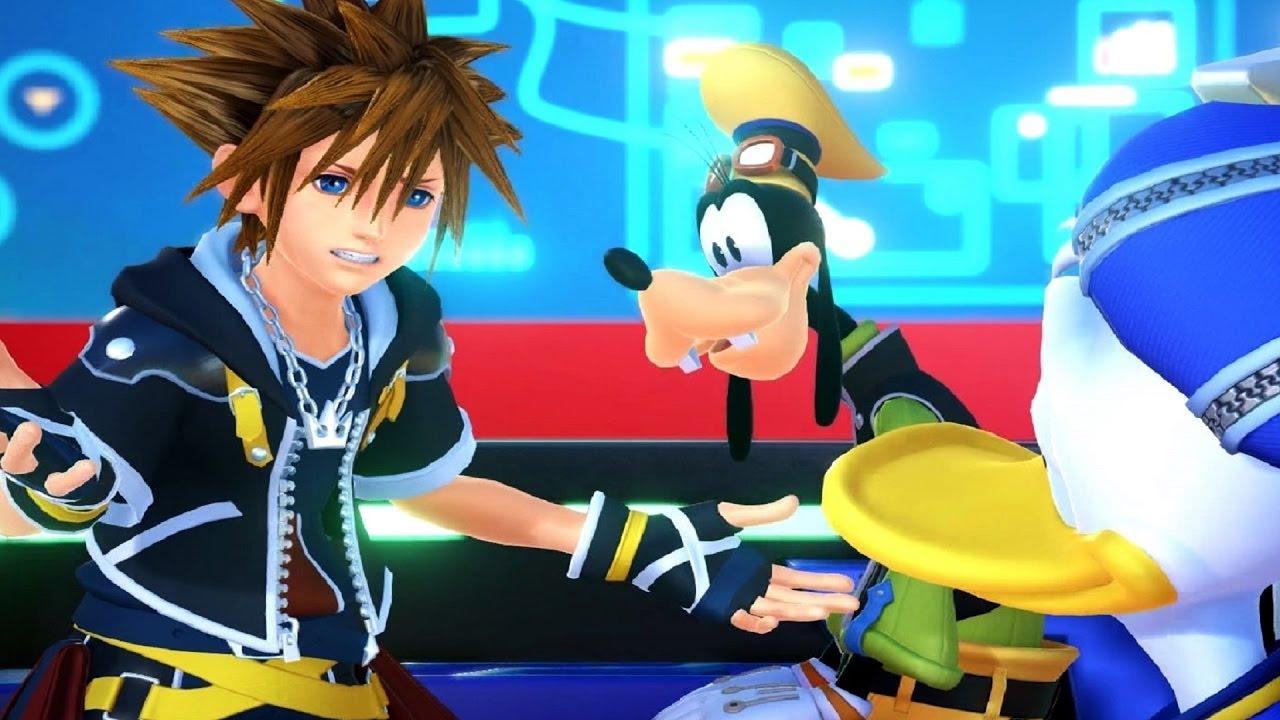 Kingdom Hearts 2 - Secret Ending - YouTube