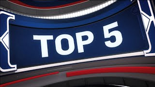 NBA Top 5 Plays Of The Night | January 17, 2021