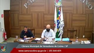 Câmara Municipal de Colina - 4ª Sessão Ordinária 15/03/2021