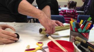 Christmas Crackers Workshop