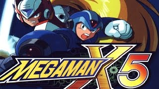Megaman X5 ★ Full Playthrough ★ HD 1080p 60fps