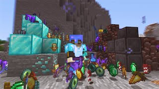 "MINECRAFT Tapi ""MINING IS LIFE"" BIKIN KAMU JADI OVER POWER!!"