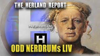 Jakten på Odd Nerdrum, Norges største maler - Herland Report TV (HTV)