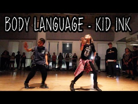 BODY LANGUAGE - @Kid_Ink ft Usher Dance Video | @MattSteffanina Choreography