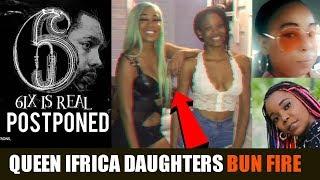 6iix Concert POSTPONED? Queen Ifrica DAUGHTERS Speak Out | Lisa EXPOSE Clyym@x