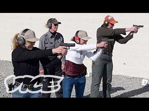 Shooting Guns at a World-Class Firearms Facility