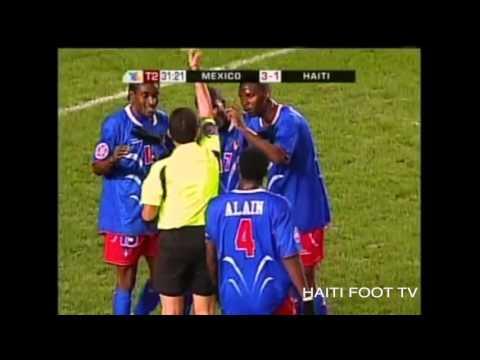 HFTV: HAITI VS MEXICO U23 2007