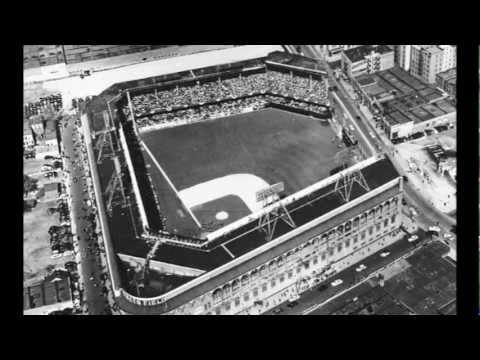 1957 Brooklyn Dodgers vs Cubs at Ebbets Field - full radio broadcast