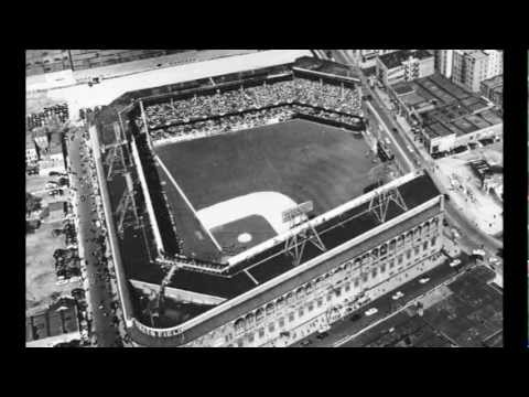 1957 Brooklyn Dodgers vs Cubs at Ebbets Field - full radio broadcast