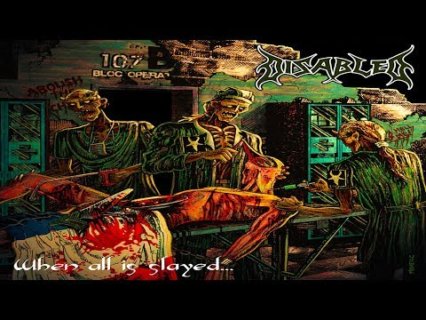DISABLED - When All Is Slayed... [Full-length Album](Compilation 1992-1997)