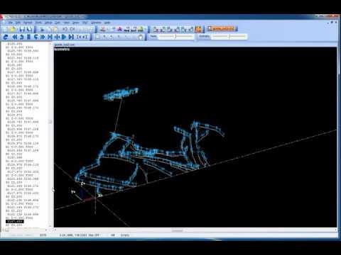 CNC Arduino Gcode Ncplot pdf dwg