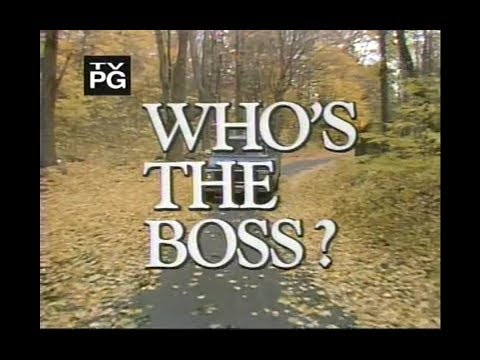 Who's the Boss Season 4 Opening and Closing Credits and Theme Song