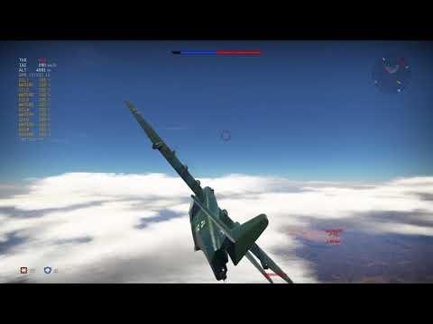 BV-238 gameplay WAR THUNDER