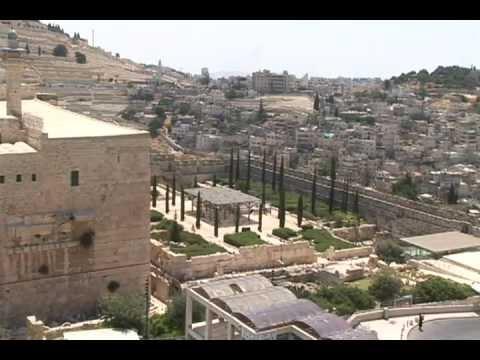 Jerusalem from above