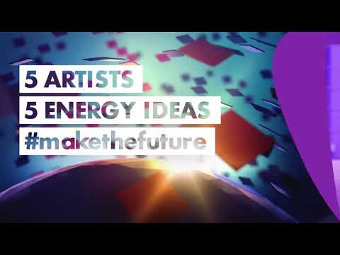 5 artists 5 energy ideas