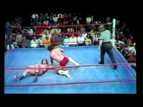Kerry Von Erich Vs Mike Blood