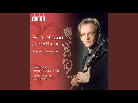 Clarinet Concerto No. 4 in D Major: I. Moderato