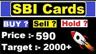 Breaking News in SBI CARDS , Next Target  Buy , Sell , Hold ??