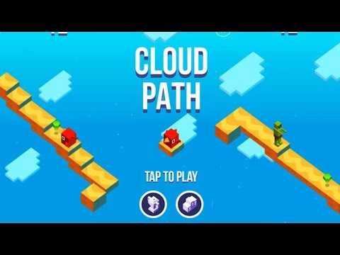 Cloud Path gameplay (Ballet) | Android iOS
