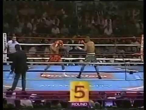 Roy Jones Jr vs Vinny Pazienza 24.6.1995 - IBF World Super Middleweight Championship