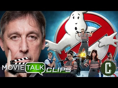 More 'Ghostbusters' Movies On The Way According To Ivan Reitman  Collider Video