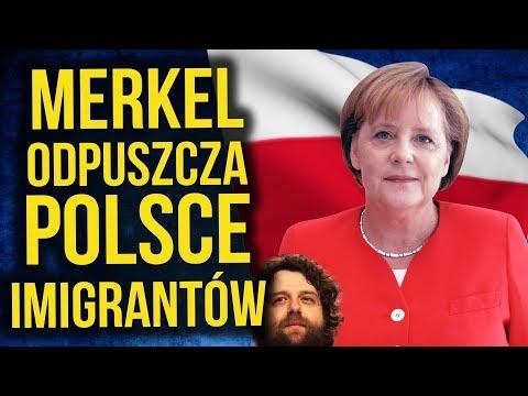 SUKCES: Angela Merkel i Niemcy Odpuszcza Polsce Imigrantów - Co da im PIS i Morawiecki - Komentator