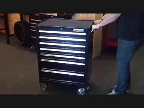 Werkstattwagen 7 Schubladen Mit Einzelarretierung In Action Drawer