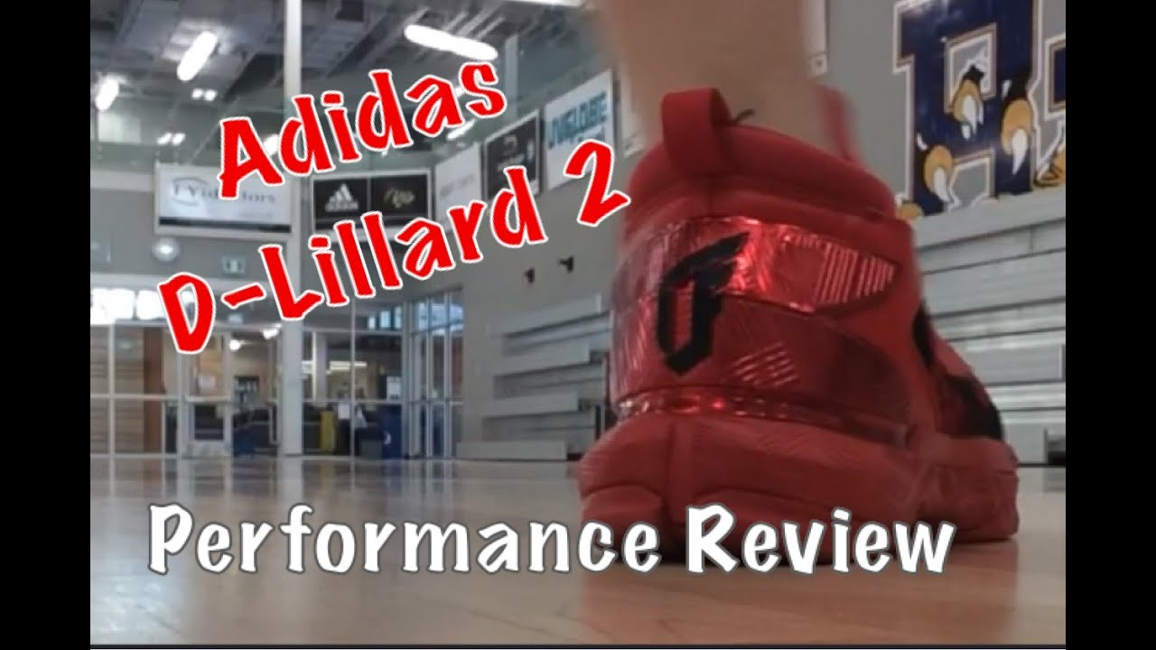 f683a9527f5a Adidas D-Lillard 2 Performance Test and Full Review - Wheat City Sole
